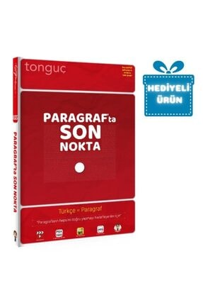 Tonguç Akademi Tonguç 8.sınıf Paragraf Ta Son Nokta