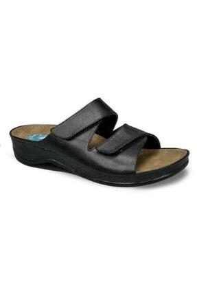Ceyo , 9946, Topuk Dikeni, Kadın Terlik, Siyah