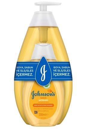 Johnson´s Baby Johnsons Baby Şampuan 750 Ml + 200 Ml Şampuan Hediye