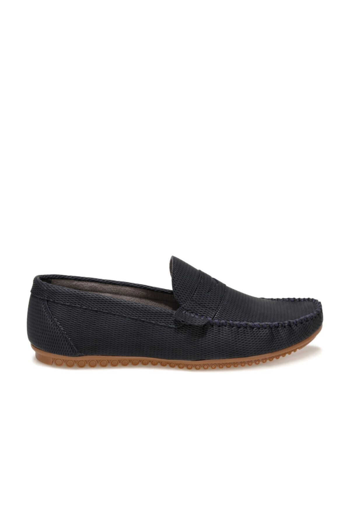 OXIDE MDL2 1FX Lacivert Erkek Loafer Ayakkabı 100910536 2