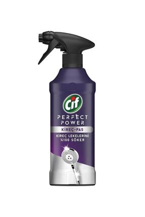 Cif Sprey 435 Ml Kireç Ve Pas Sökücü Perfect Power