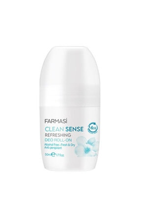 Farmasi Clean Sense Roll On 50 Ml