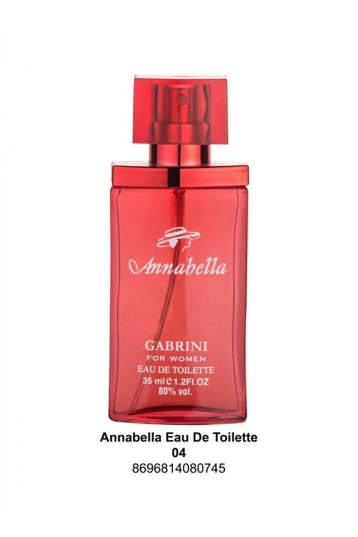 Gabrini Annabella Mini Edt Bayan No 4 35 ml 2
