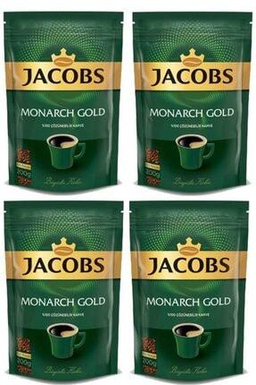 Jacobs Monarch Gold Kahve 800 Gr Eko Paket(200 Gr X 4 Adet)
