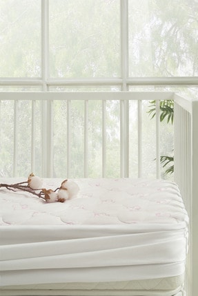 Yataş Bedding Pamuk Bebek Alezi