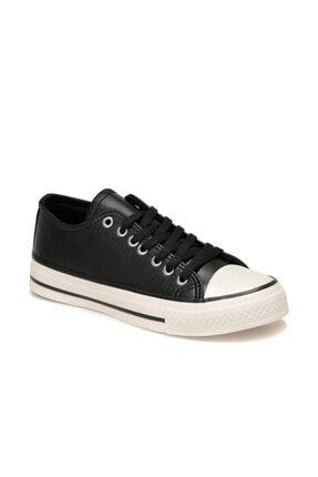 ART BELLA CS21005 1FX Siyah Kadın Havuz Taban Sneaker 101014586