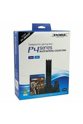 Dobe Playstation 4 Slim Ps4 Pro Fanlı Stand Ve Oyun Kolu Usb Şarjlı Ps4 Şarj stand