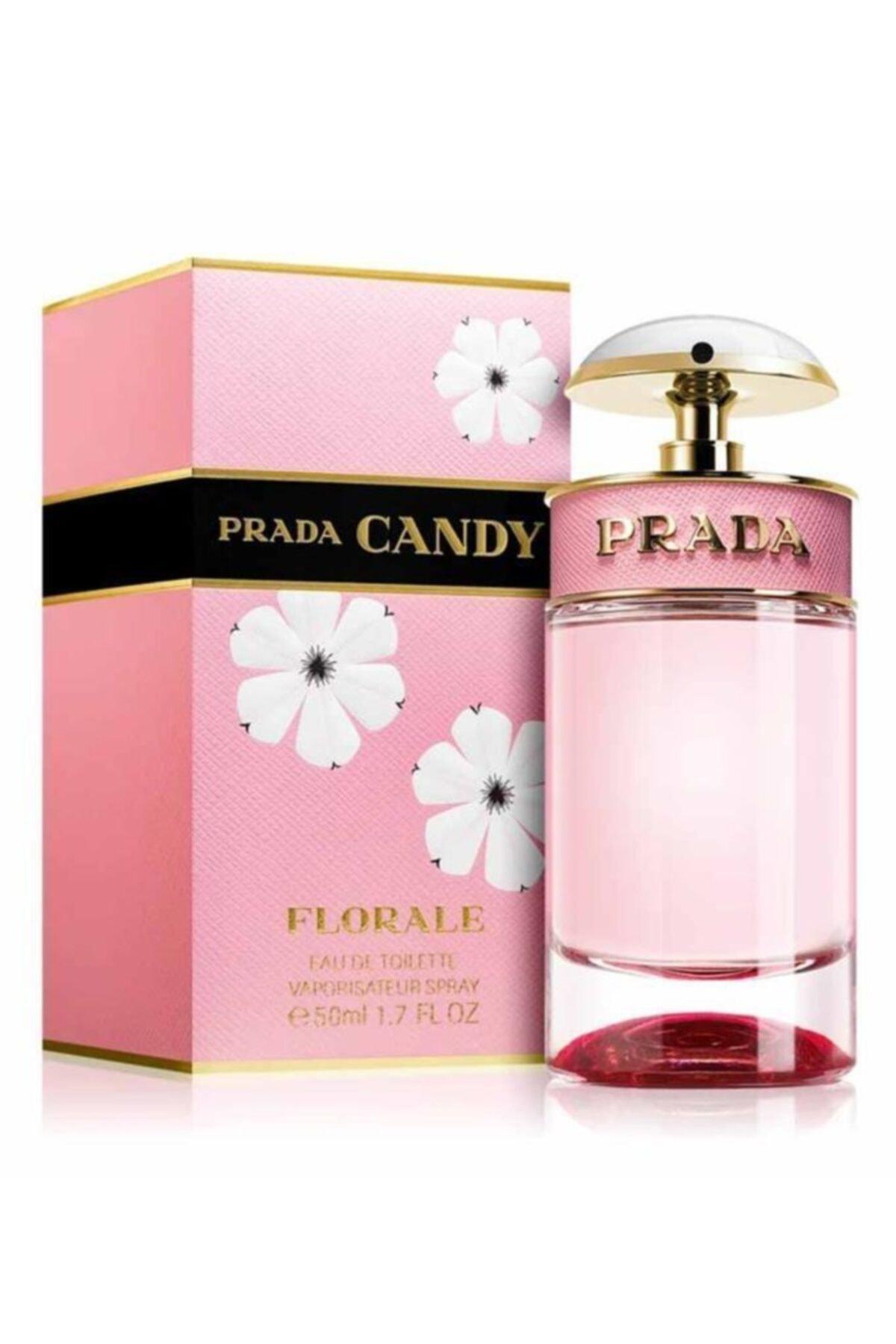Prada Candy Florale Edt 50 Ml Kadın Parfümü 8435137739004 1