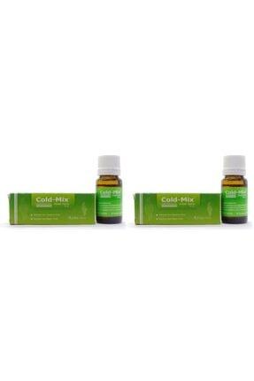Cold-Mix Inhaler Damla 10 Ml X 2 Adet