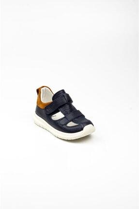 Vicco Erkek Lacivert Deri Bebek Ayakkabı