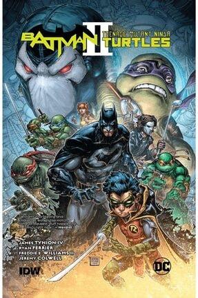 TM & DC Comics-Warner Bros Batman/teenage Mutant Ninja Turtles Iı Ingilizce Çizgi Roman