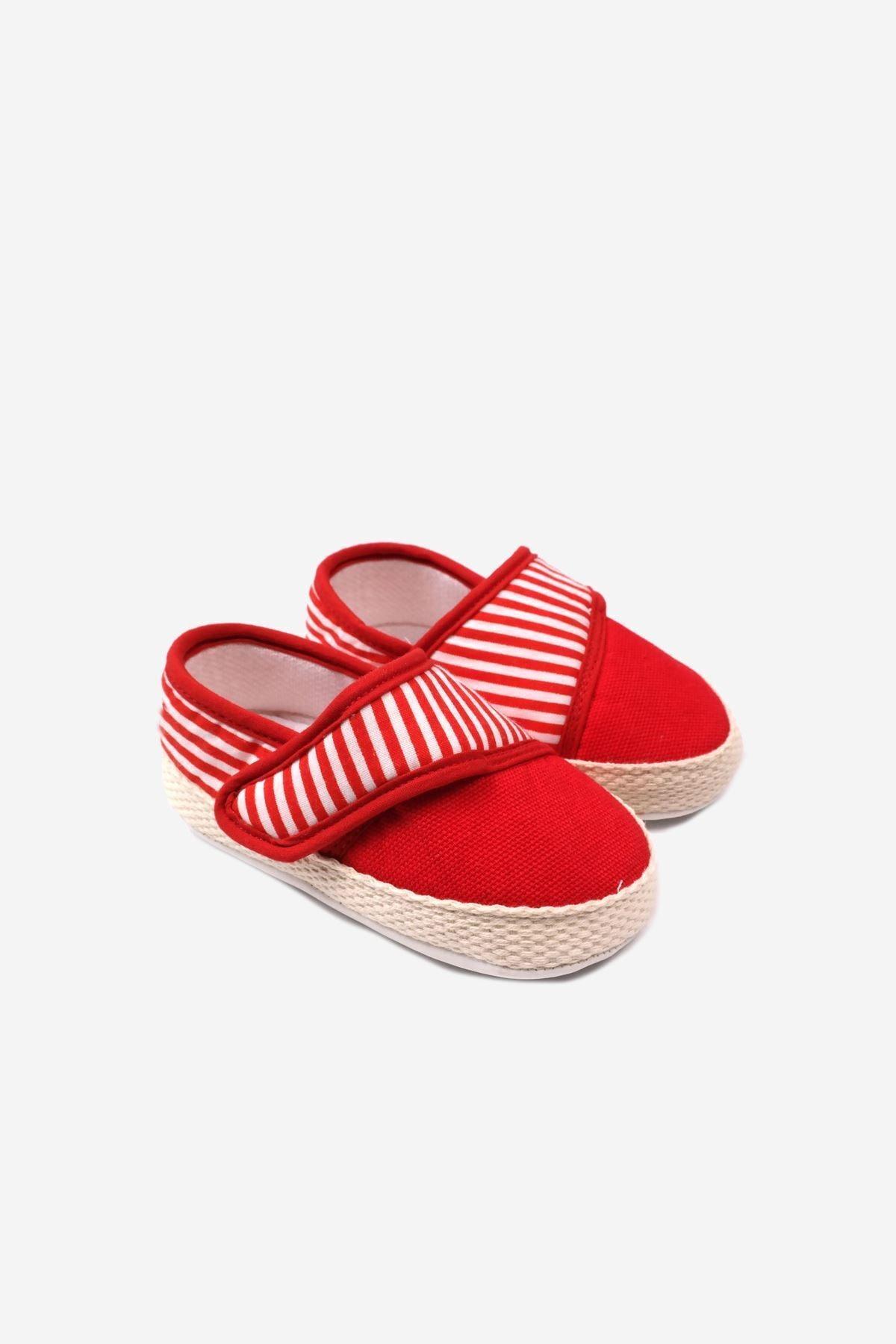 Funny Baby Cırtlı Bebek Ayakkabı 1
