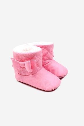 Funny Baby Fıyonklu Bebek Ayakkabı