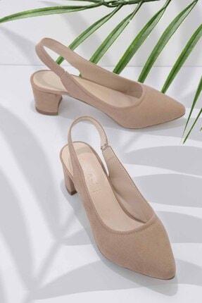 Bambi Koyu Bej Kadın Ayakkabı L0503721072
