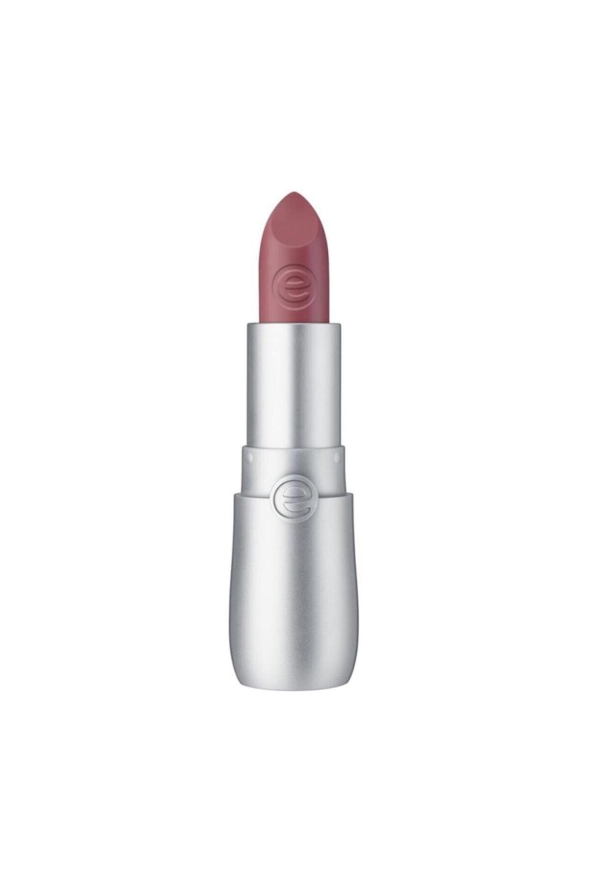 Essence Velvet Matte Lipstick Ruj 03 Delist 2