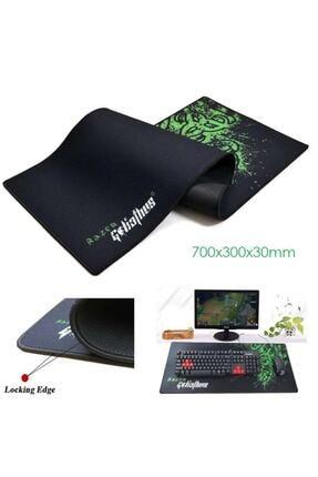 BEKA 70 X 30 X 0.3 Cm Dikişli Kaymaz Mouse Pad (karışık) Pl-2864