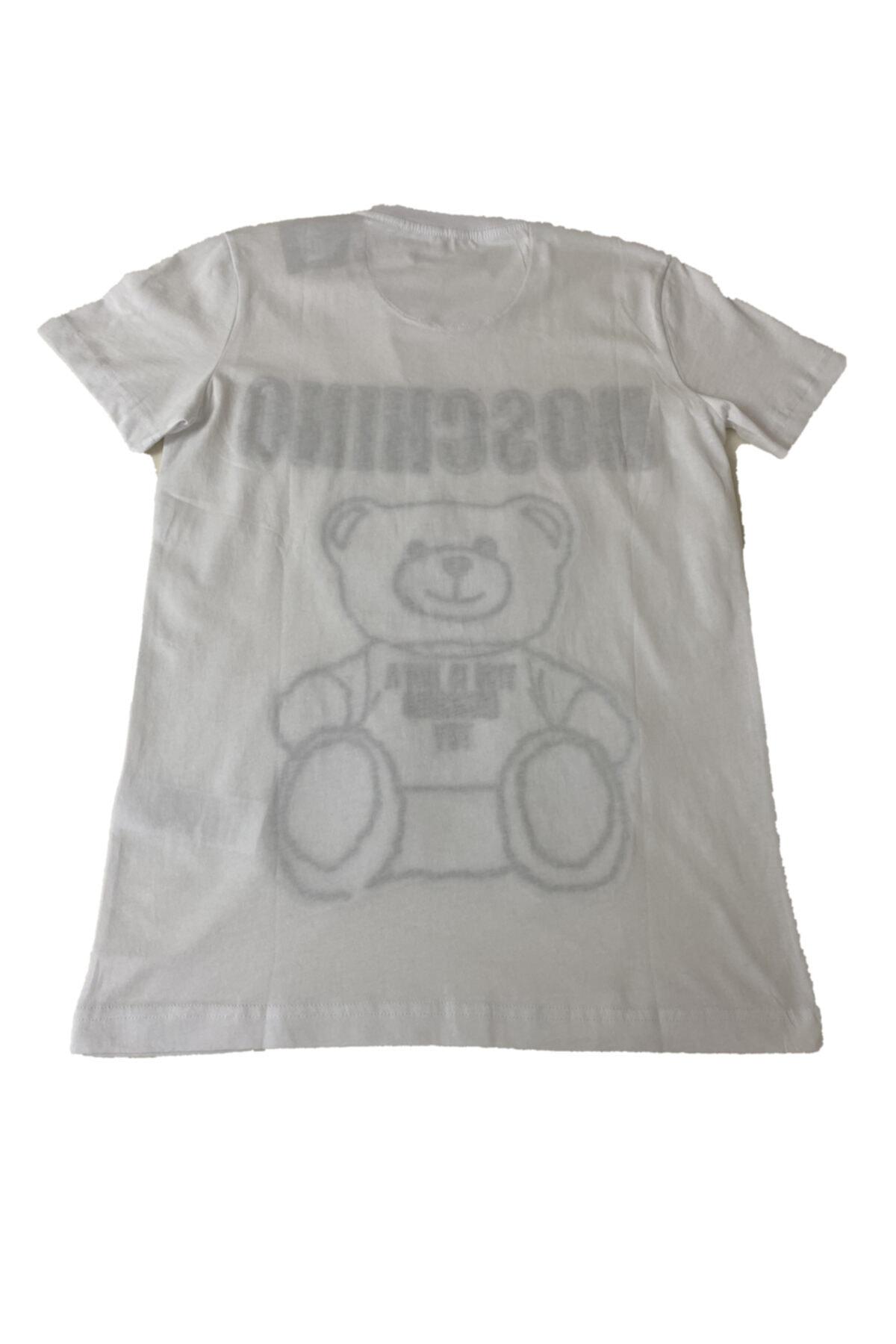 Moschino Ayıcıklı Unisex Tshirt 2