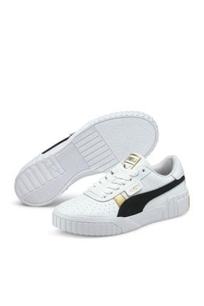 Puma Kadın Beyaz  Cali Varsity Wn Günlük Spor Ayakkabı