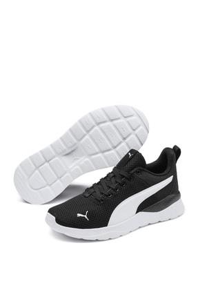 Puma ANZARUN LITE JR-1 Siyah Erkek Koşu Ayakkabısı 100547379