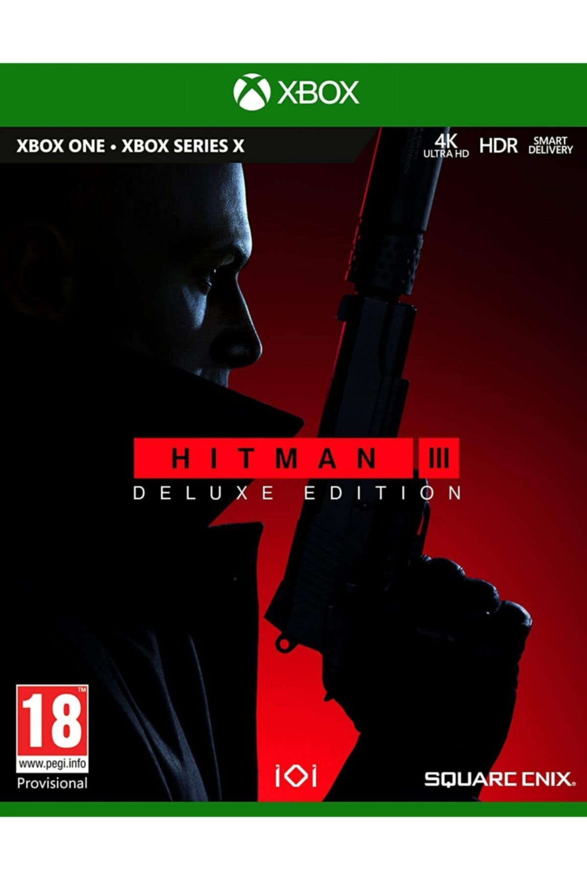 Square Enix Xbox One Hitman 3 Standard Edition 1
