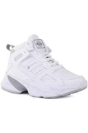 MP Unisex Beyaz Comfolite Spor ve Basket Ayakkabısı