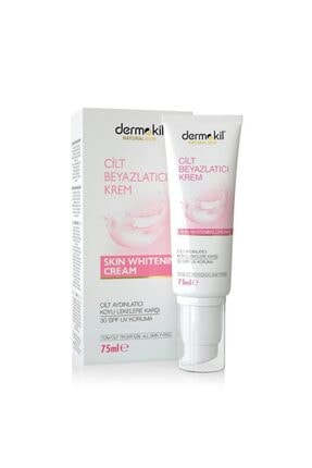 Dermokil Natural Skin Cilt Beyazlatıcı Krem 75 Ml