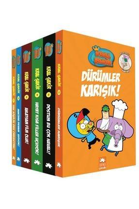 Eksik Parça Yayınları Kral Şakir Kitap Seti 6 Kitap