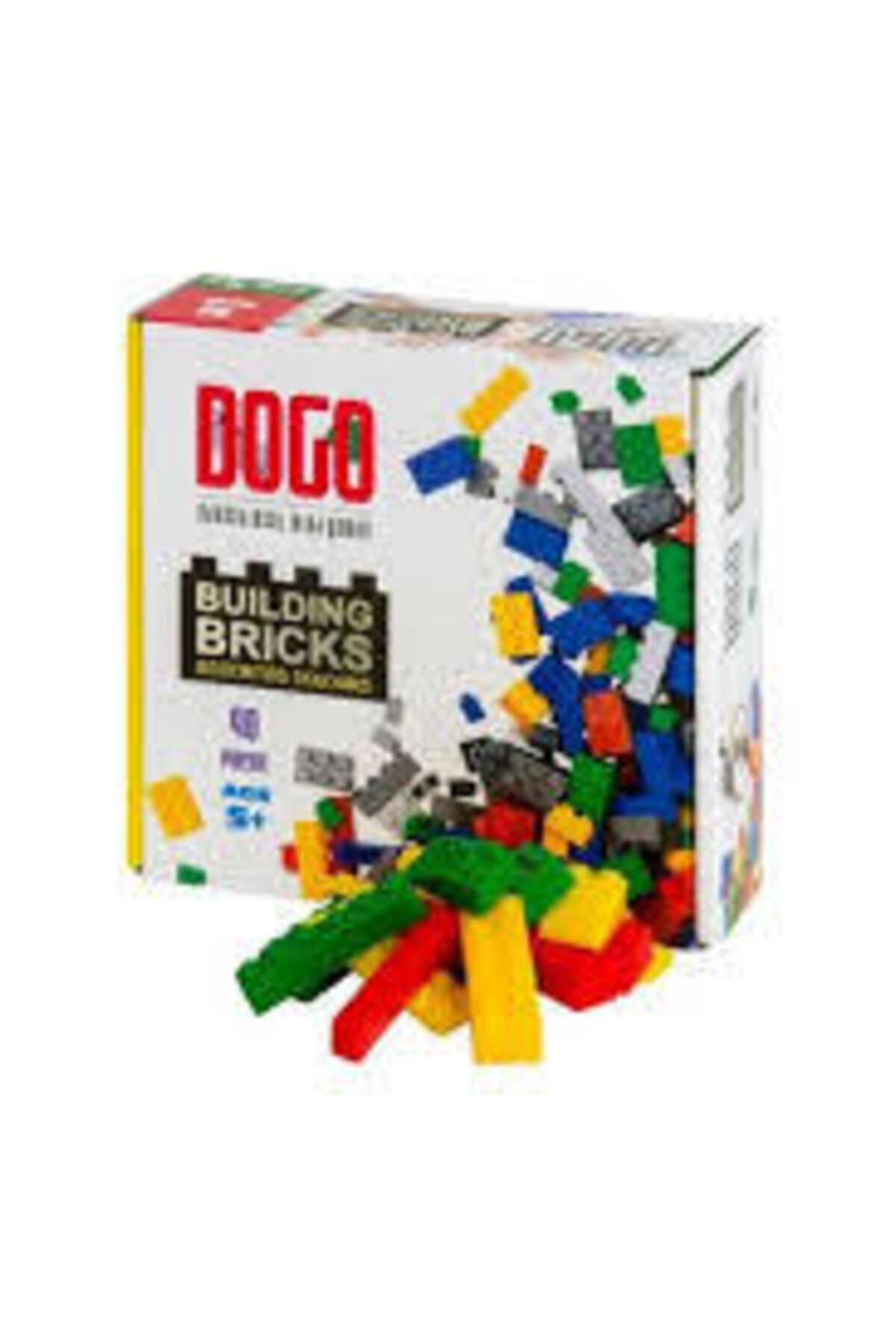 Dogo Eğitici Blok Seti 90 Parça 1