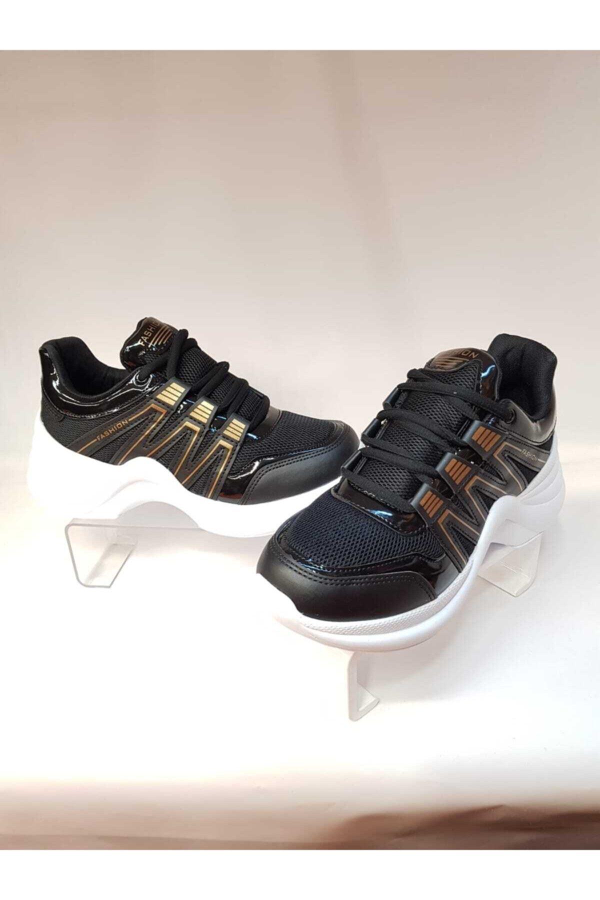 Twingo Kadın Siyah Spor Ayakkabı 2
