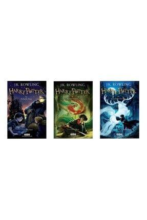 Yapı Kredi Yayınları Harry Potter 1 2 3 Harry Potter Set