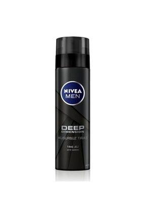 Nivea Tıraş Jeli Deep Dimension 200 ml