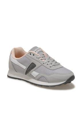 Kinetix Kadın Gri Spor Ayakkabı 100782758 ELSA 1FX