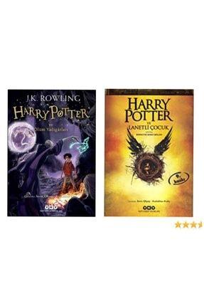 Yapı Kredi Yayınları Harry Potter Ve Ölüm Yadigârları Lanetli Çocuk Harry Potter Set