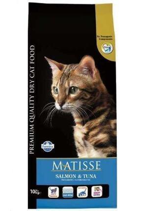 Matisse Somon Ve Ton Balıklı Yetişkin Kedi Maması 10 kg