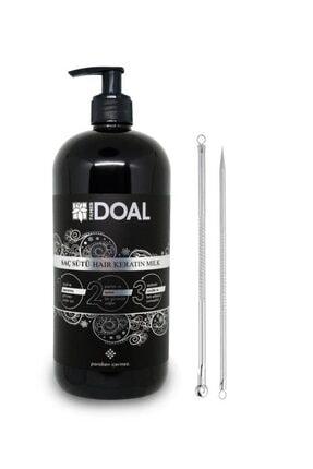 DOAL Keratinli Bakım Sütü 1000 Ml + Trina Akne Seti