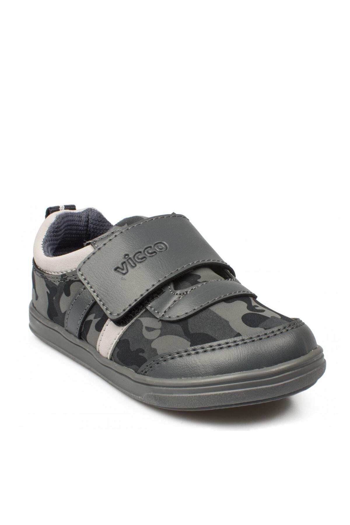 Vicco Füme Erkek Bebek Yürüyüş Ayakkabısı 211 950.e19k223 1