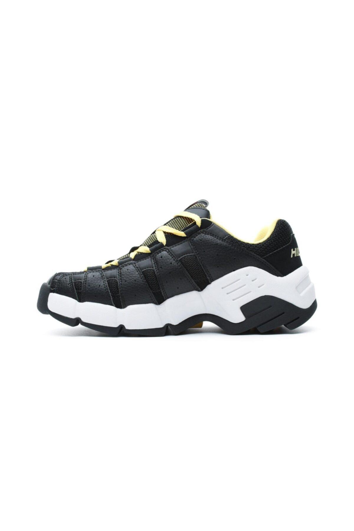 Tommy Hilfiger Erkek Siyah Heritage Chunky Sneaker Ayakkabı 2
