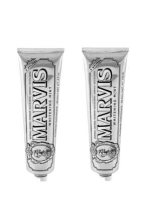 Marvis Whitening Mint Diş Macunu 2'li Set 85 ml 378267829t1