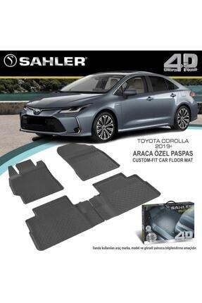 Sahler Toyota Corolla Paspas 4.5d Havuzlu 2019- Sonrası