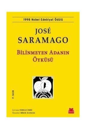 Kırmızı Kedi Yayınevi Jose Saramago Jose Saramago-bilinmeyen Adanın Öyküsü 9786054927579 9786054927579 - Jose Saramago