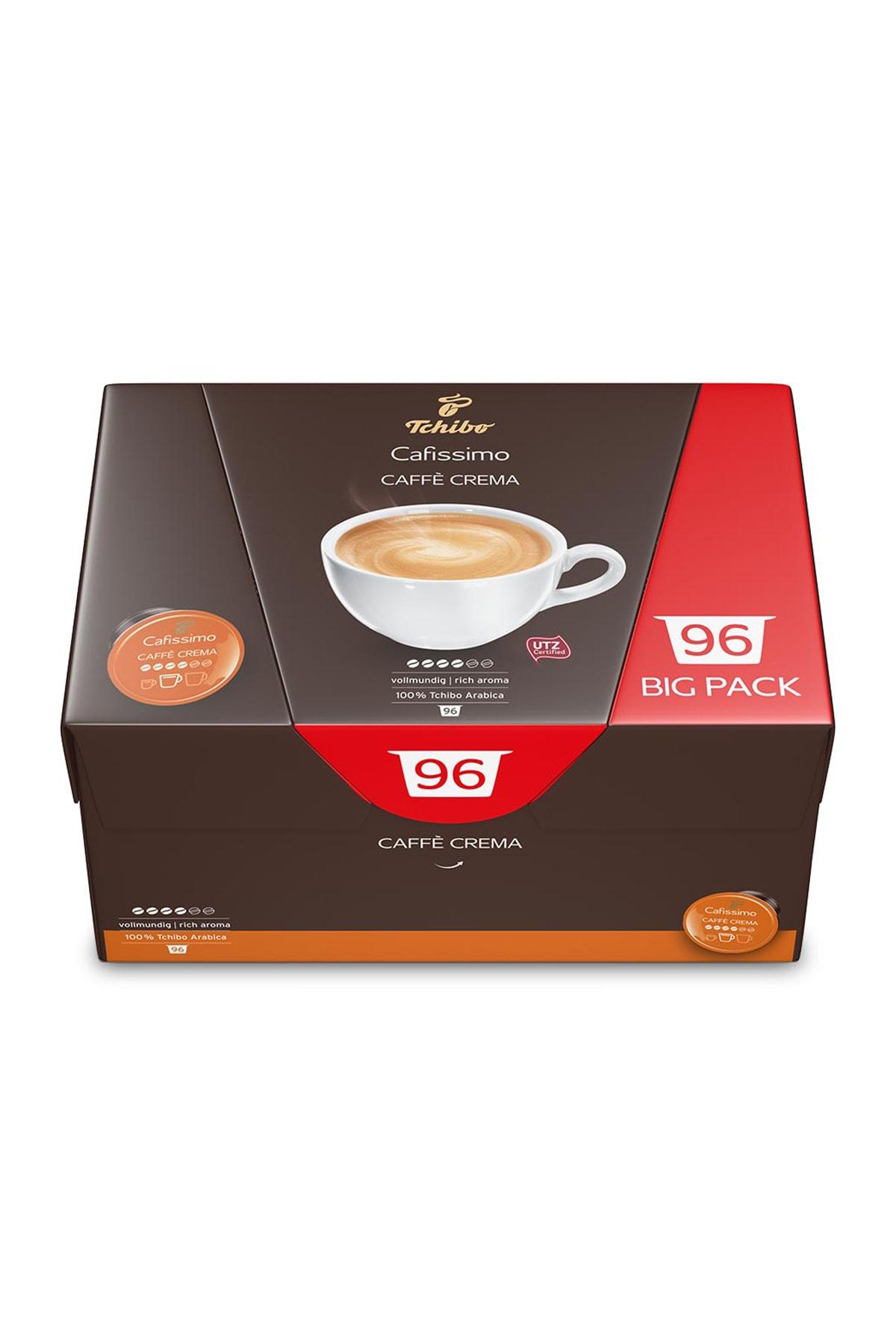 Tchibo Caffè Crema Rich Aroma 96'Lı Kapsül Kahve 71792