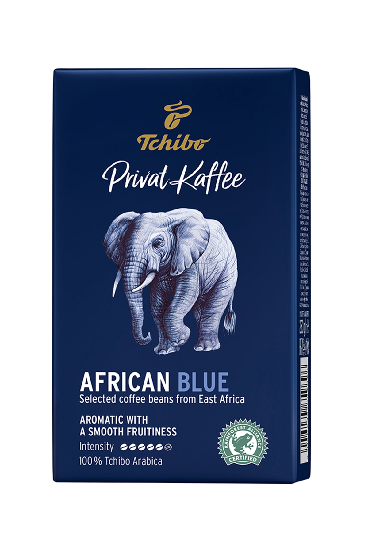 Tchibo Privat Kaffee African Blue Öğütülmüş Filtre Kahve 250 G 40523