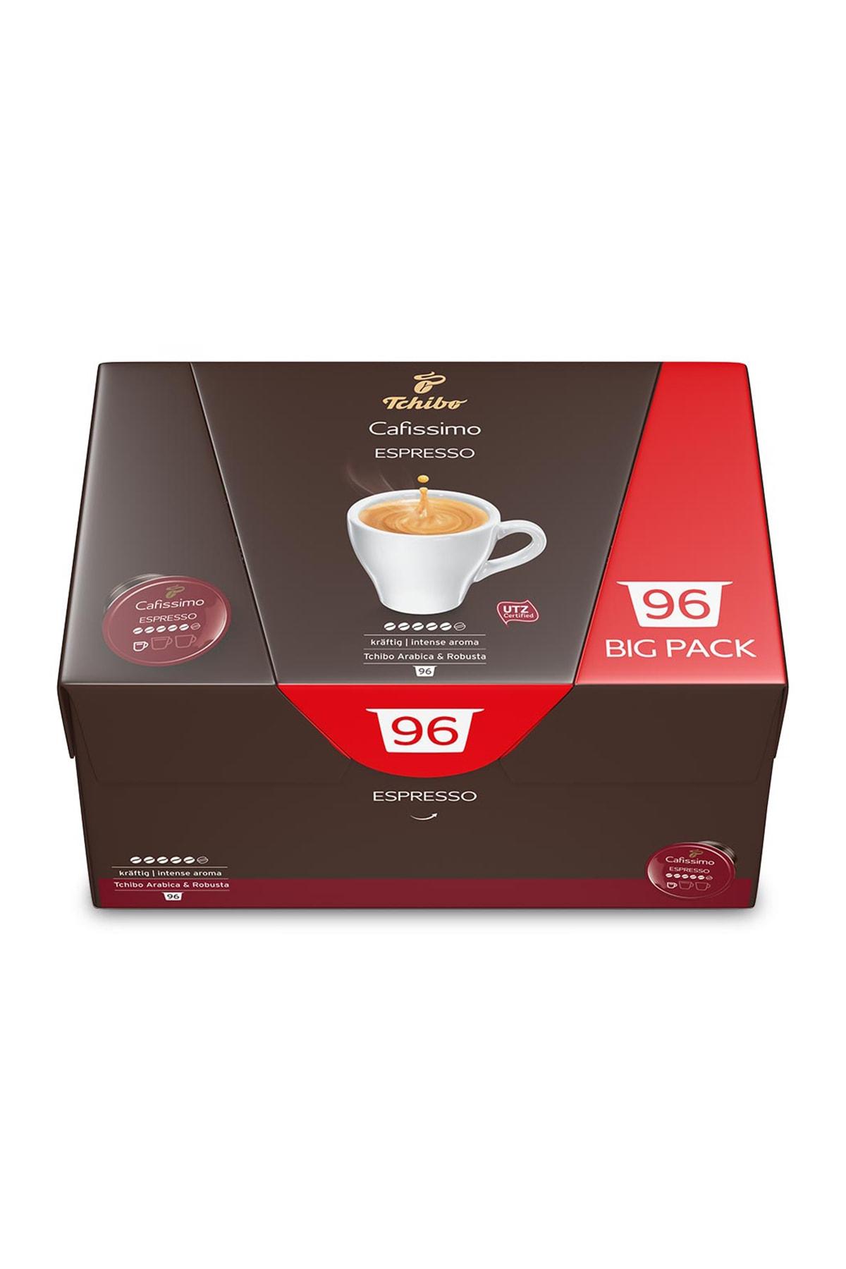 Tchibo Espresso Intense Aroma 96'Lı Kapsül Kahve 47788