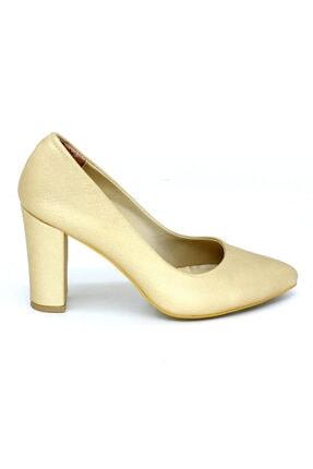 PUNTO Z Prada Bayan Topuklu Gunluk Fantazi Ayakkabı