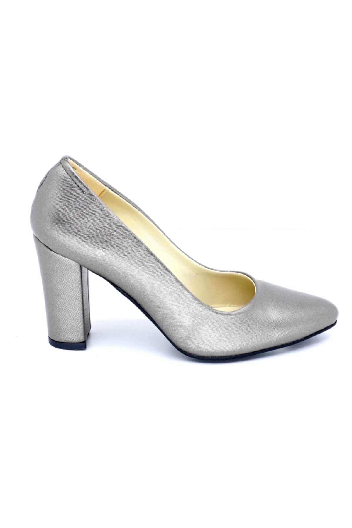 PUNTO Z Prada Bayan Topuklu Gunluk Fantazi Ayakkabı 2