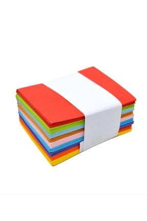 Four Kids Küçük Renkli Zarf 75x90mm 100 Lü Paket
