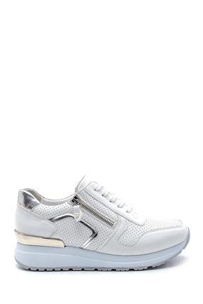 Derimod Kadın Fermuar Detaylı Sneaker