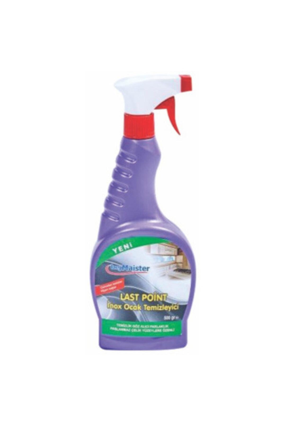 MAISTER HOME Bej Maıster Last Point - Inox Ocak Temizleyici 500 ml 1