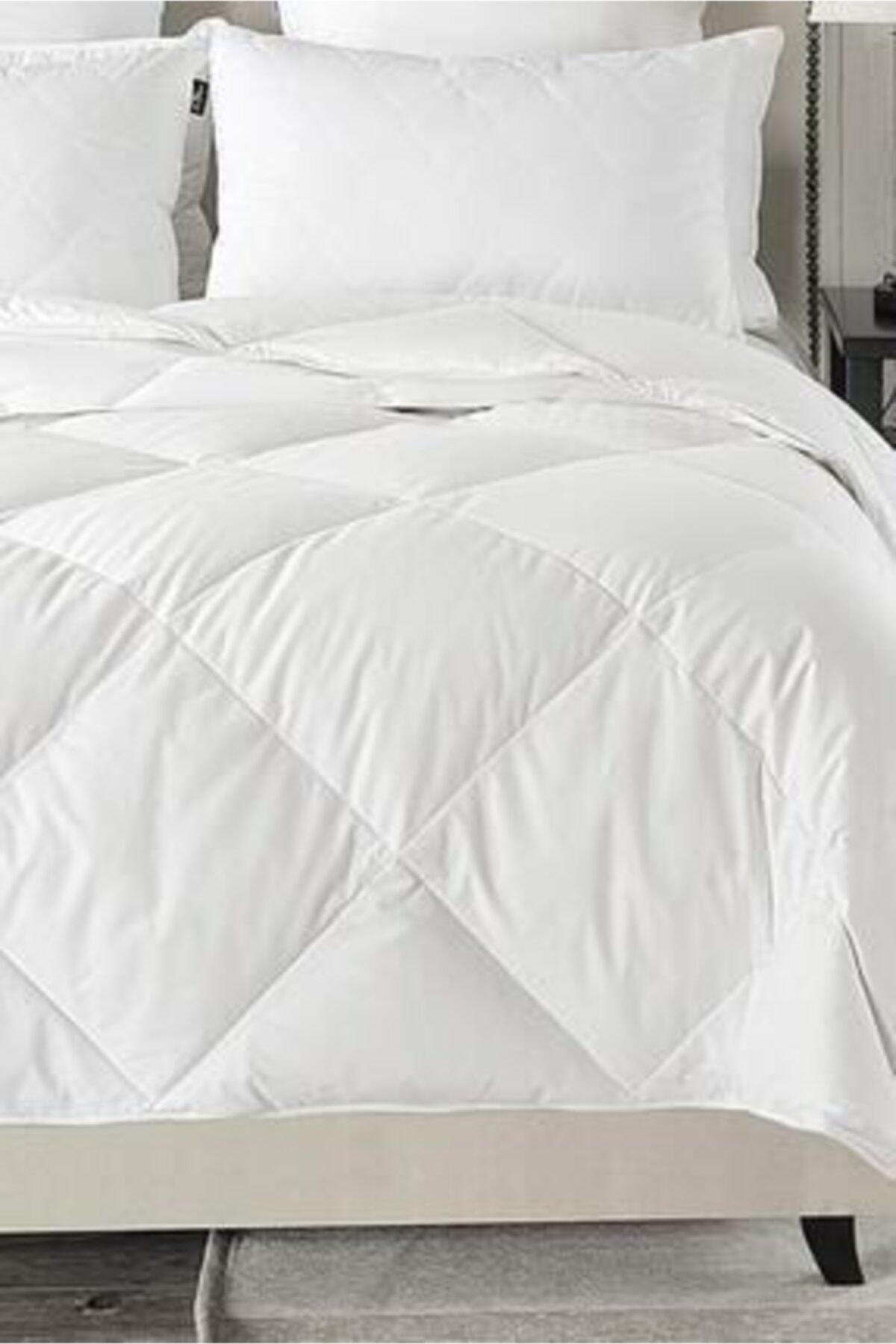 Foca Yorgan Ev Tekstil Çift Kişilik Mikrofiber %100 Silikon Yorgan 2