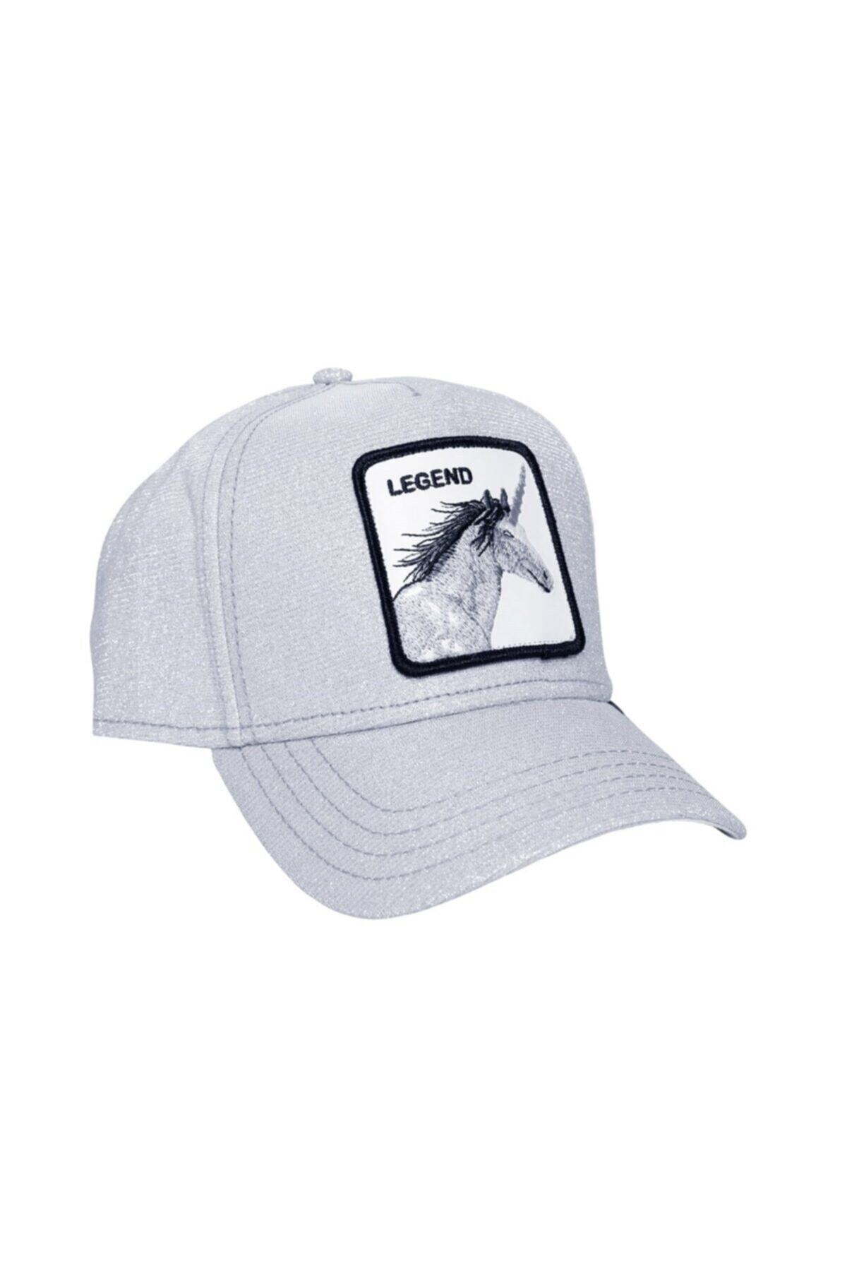 Goorin Bros Unisex Beyaz Believer Şapka 2